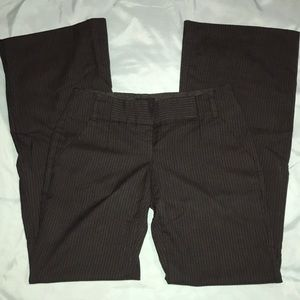 Limited Pinstripe Pants